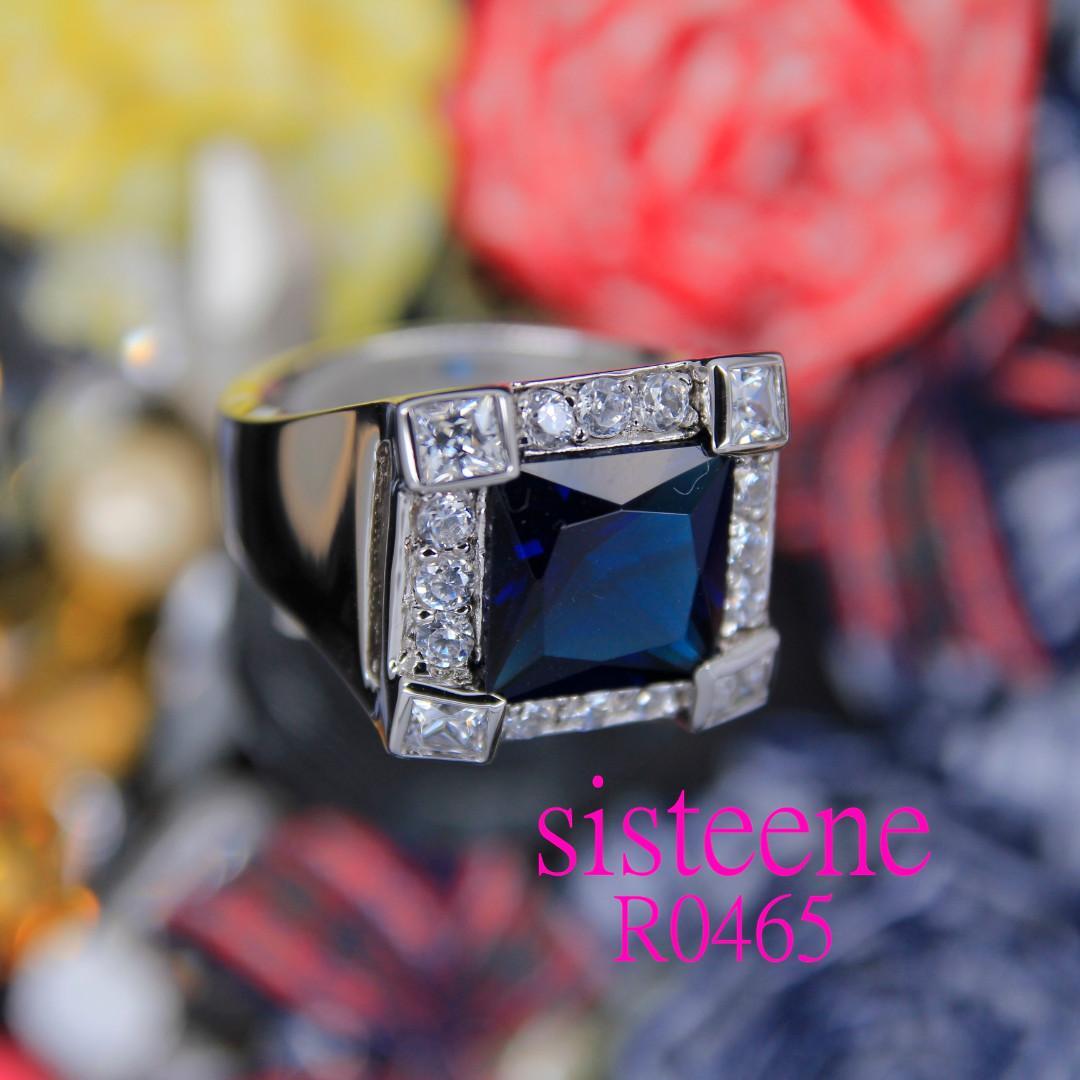 R0465純銀戒指925 Silver Ring