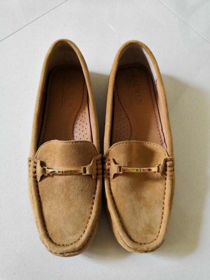 Ralph Lauren 豆豆鞋 size Eur 37, UK4.5