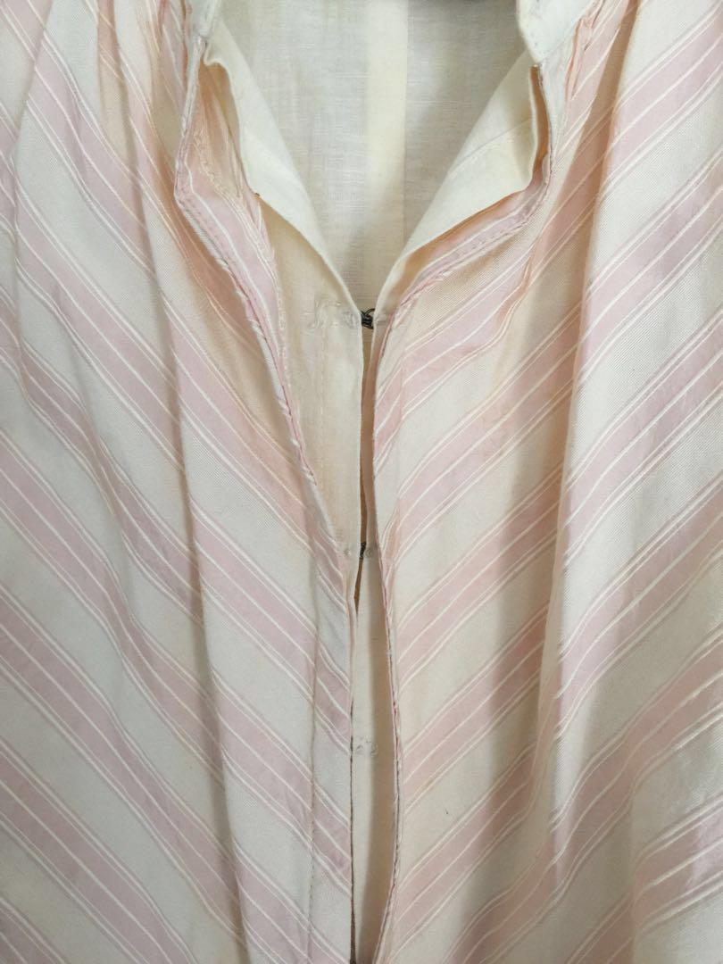 Rare Vintage Ralph Lauren Collection Silk and Linen Blazer