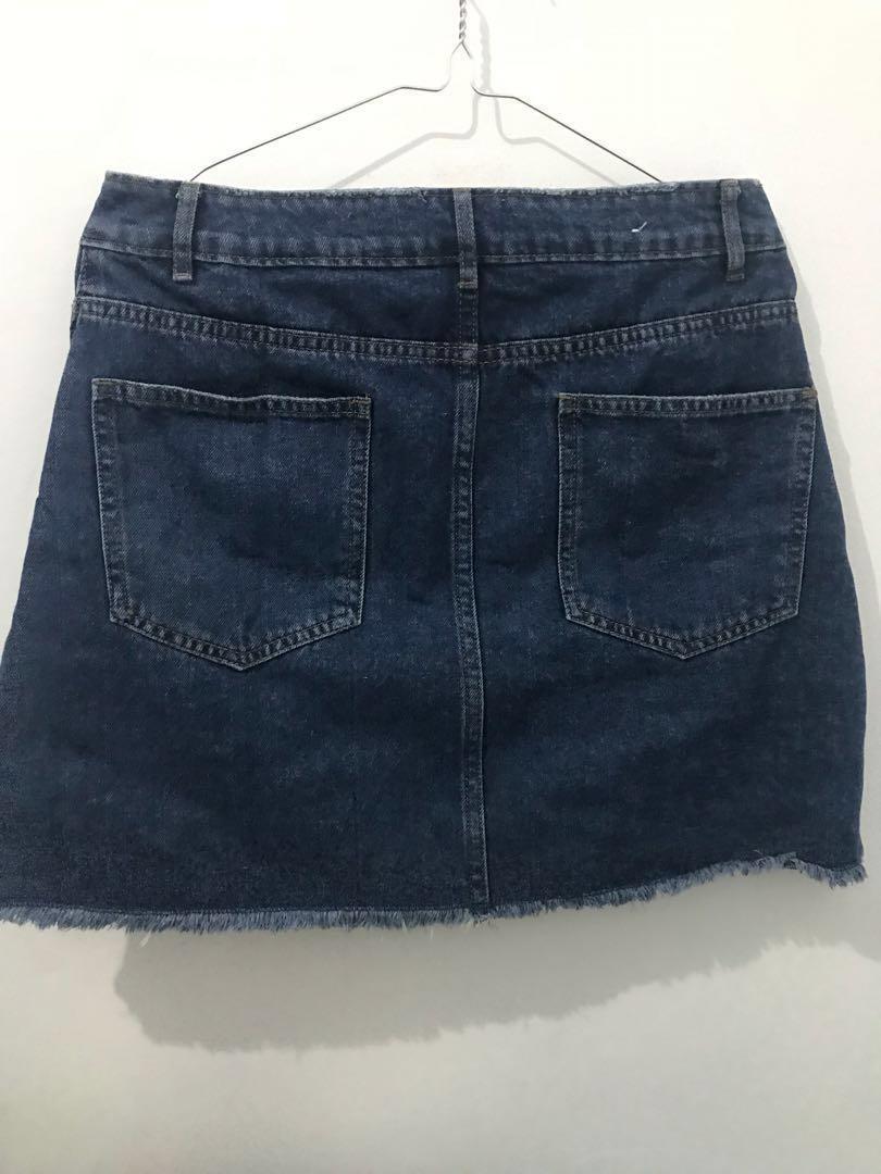 Rok Jeans Cotton On / Eur 40- USA 8