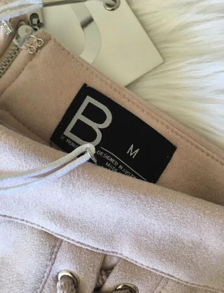 Runaway The Label Baker Shorts