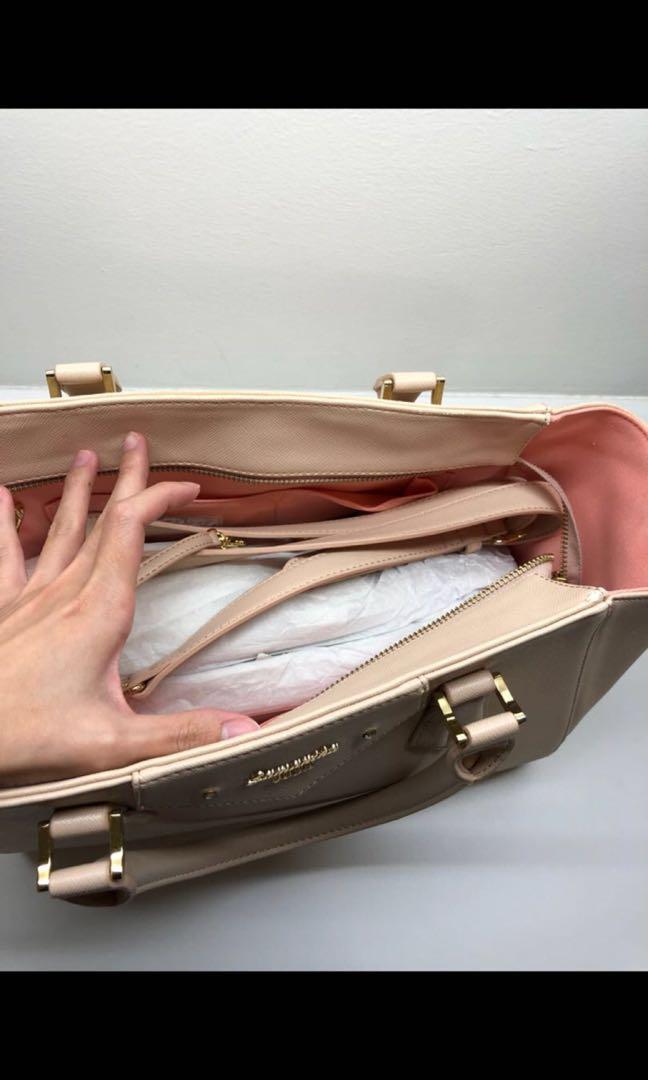 Samantha Thavasa Tote Bag - Nude