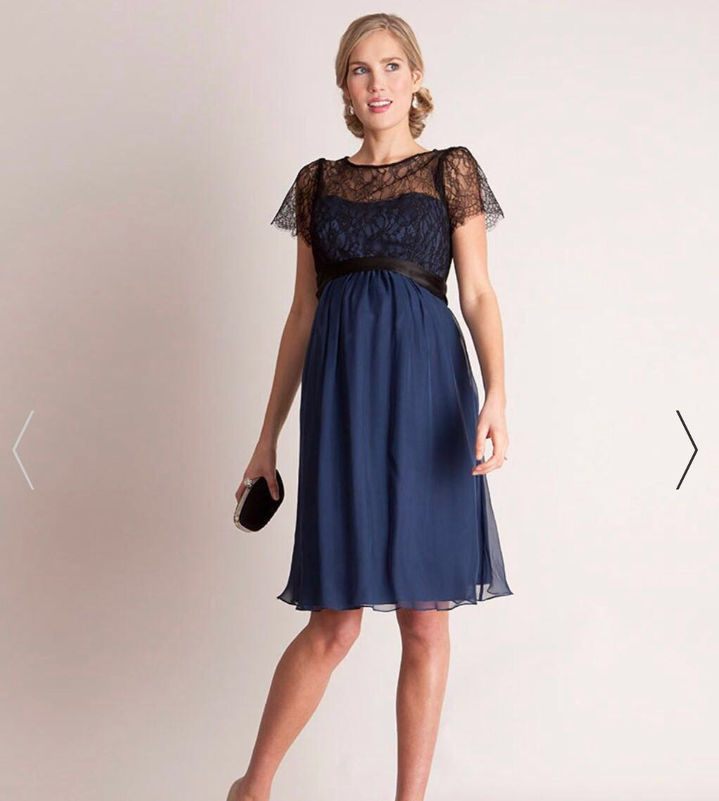 7b419a421daba Seraphine Maternity Dress (LUXE Collection) UK6, Babies & Kids ...