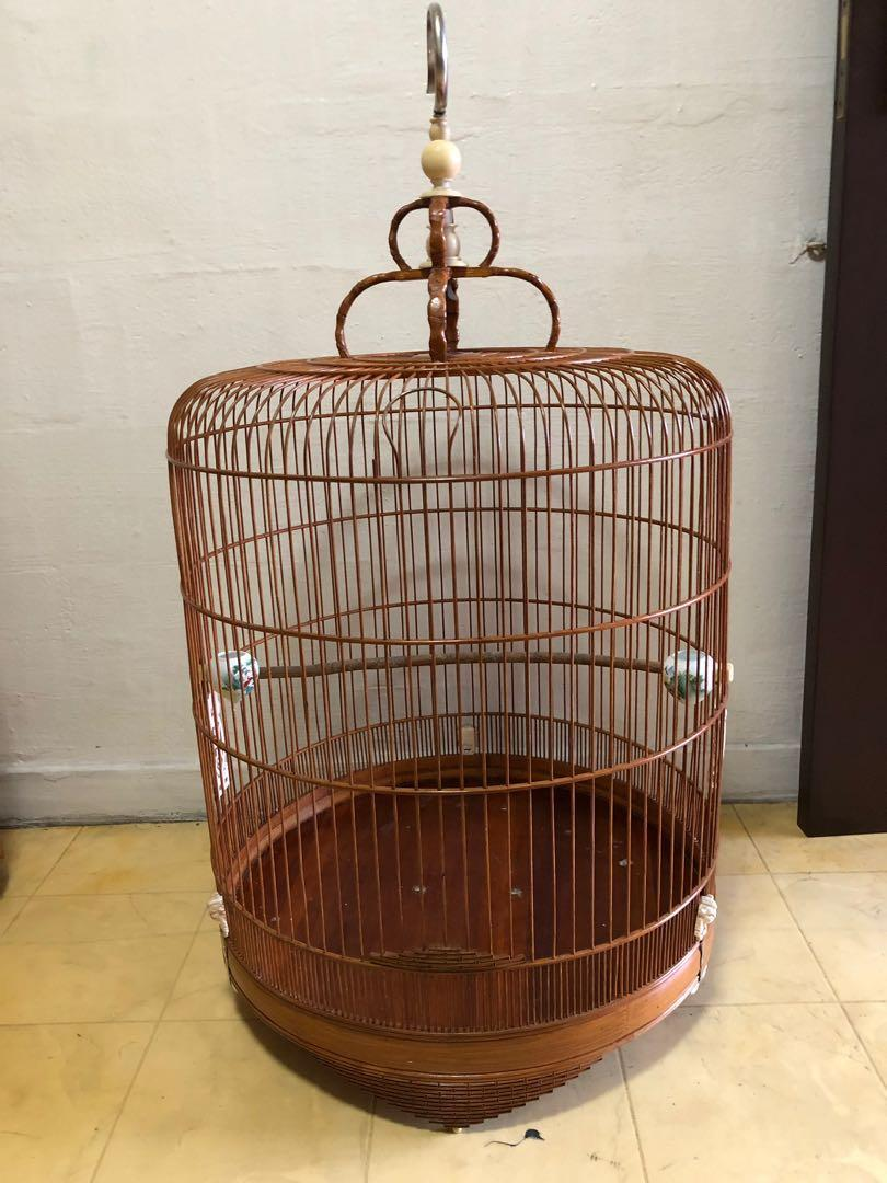 Shama cage