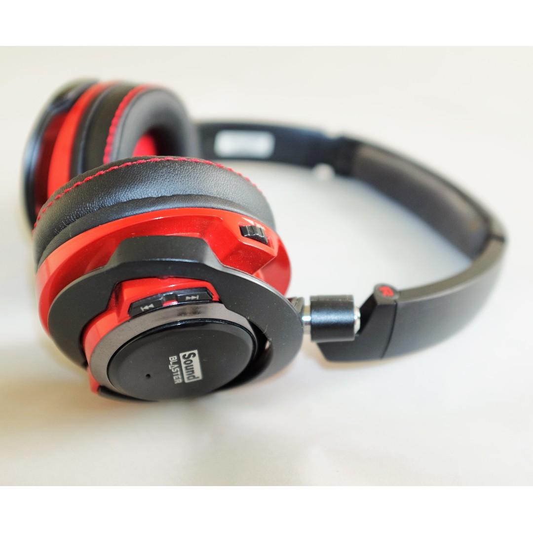 Sound Blaster EVO Wireless