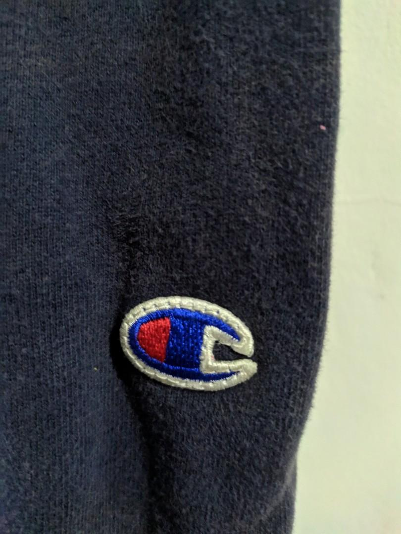 Sweatshirt Vintage Champion North Carolina
