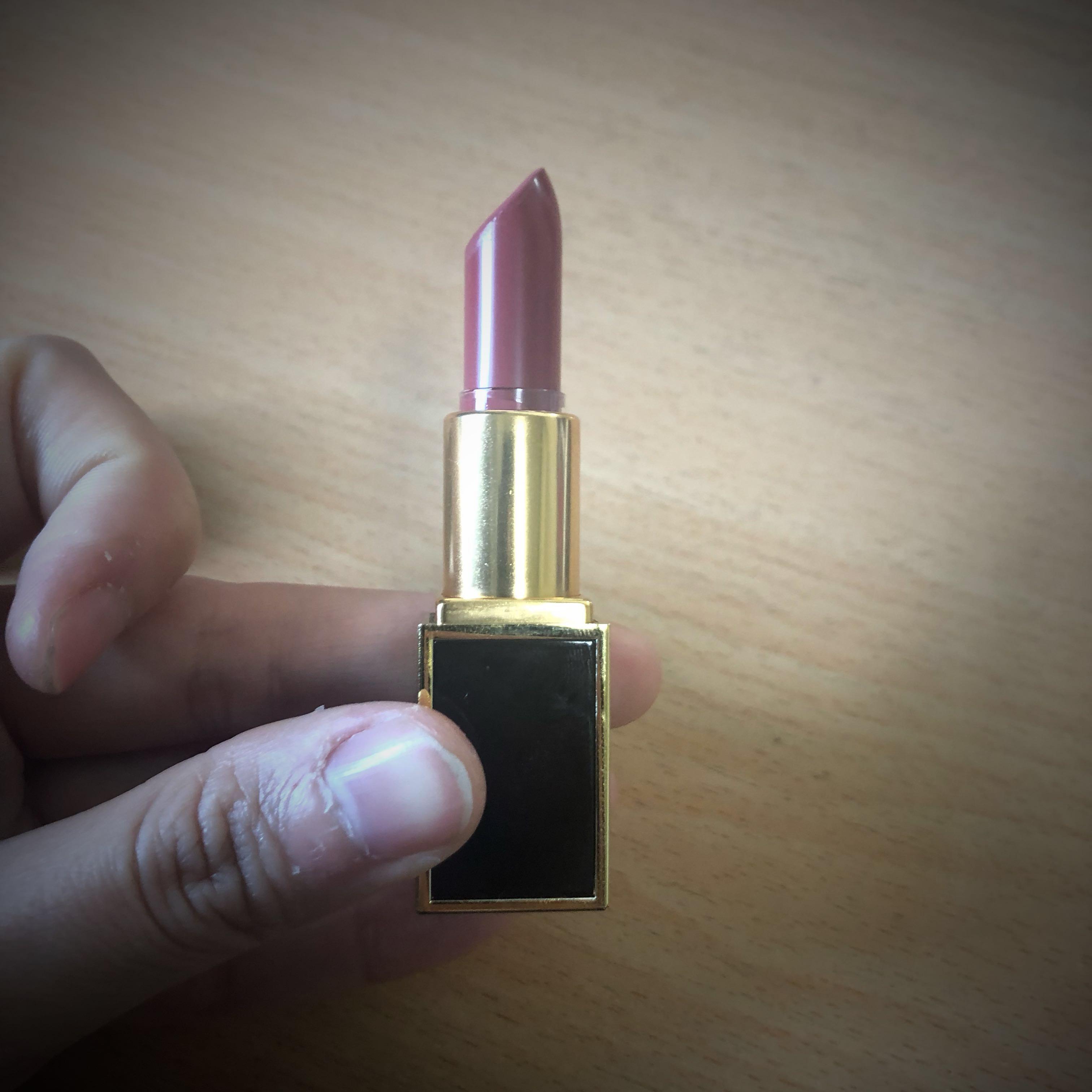 Tom Ford Lips and Boys lipstick (Richard)