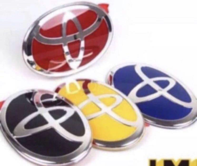 Toyota Emblem (4 colours)