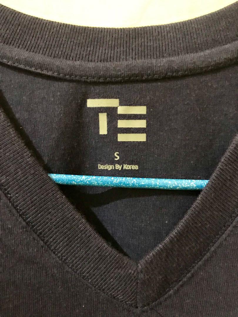 T-Shirt Kaos Quotes Navy