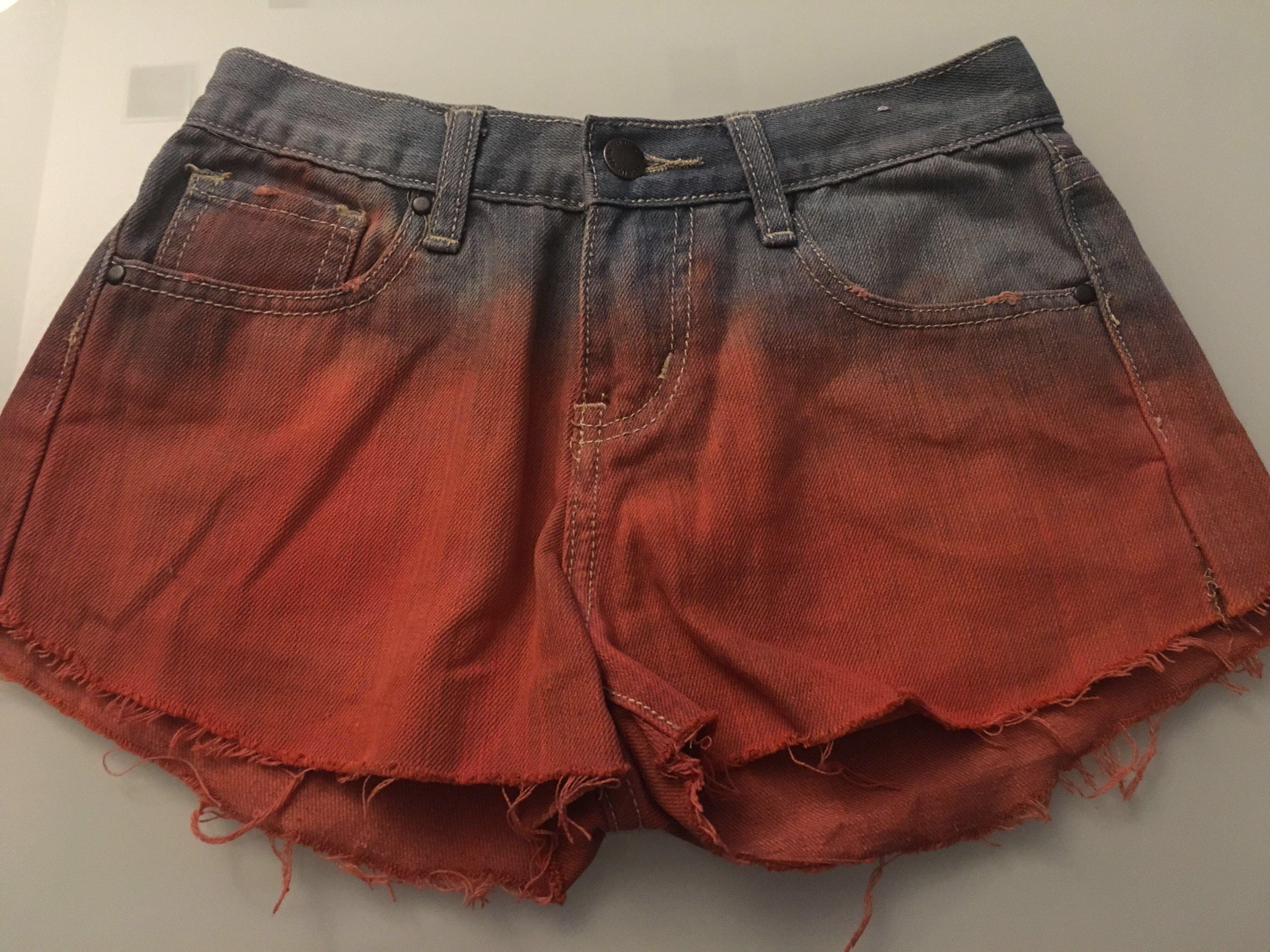 88a6760d73 Uniqlo Jeans Ombré denim Shorts