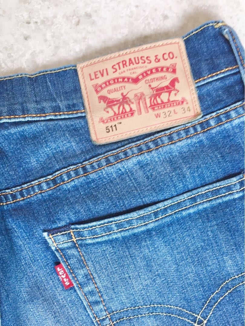 304711c6f14 Want to fast Sale- Levi's 511 slim fit, Men's Fashion, Clothes ...