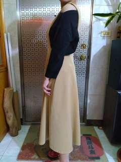 🚚 ✨2手✨長裙(不含黑色上衣)
