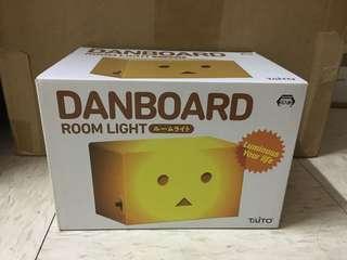 Danboard 紙箱人 room light box 房燈 極罕有 景品 四葉妹妹