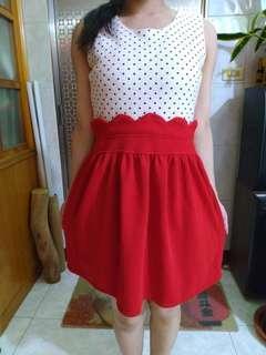🚚 ✨2手✨點點洋裝 #半價衣服拍賣會