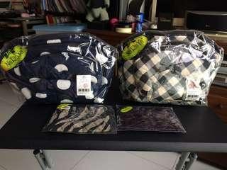 Naraya Cosmetic Bag set of 3