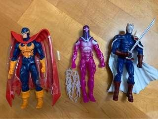 Marvel Legends 3隻