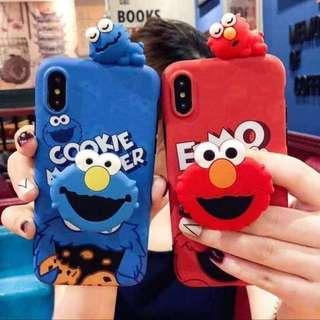 Elmo/Cookie Monster 4in1 Case