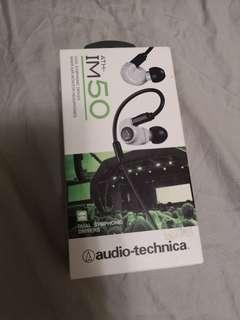 Audio technica ATH-IM50