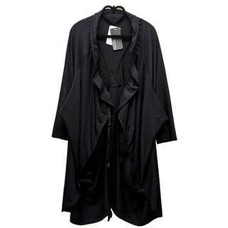 2折可變款❤全新韓國M's黑色長袖外套❤ Women Cardigan Coat not Chanel YSL Moussy INGNI ING F21 Zara ASOS H&M 日本