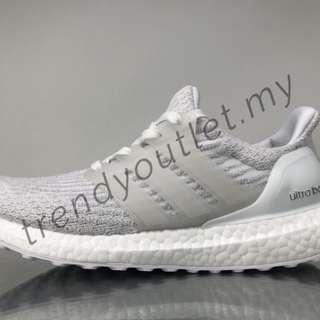 a56ce817f86 Adidas Ultra Boost 3.0 Triple White