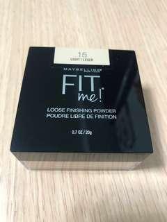 FIT ME 空氣絲絨蜜粉 15  9.9成新