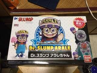 Figure-rise mechanics Dr Slump Arale IQ博士 小雲