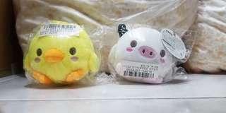日本 Torbea 可愛動物掛飾7cm