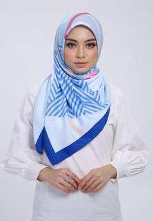(To Let Go New) Ariani Chic Aeris Square Scarf