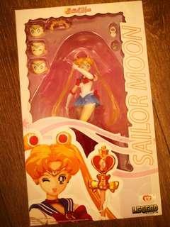 Sailor Moon 美少女戰士可換樣公仔