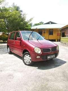 Perodua Kancil 850 Ex