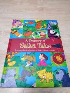 🚚 A Treasury of Safari Tales