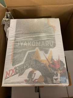 全新 日版 NXEDGE style JYAKOMARU 邪虎號 邪虎丸 魔神英雄傳 NX-0042 萬代 Bandai