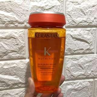 🚚 Kérastase Nutritive Bain Oléo-Relax Smoothing Shampoo
