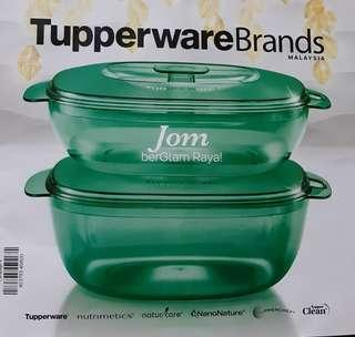 Tupperware Crystalline Server Set