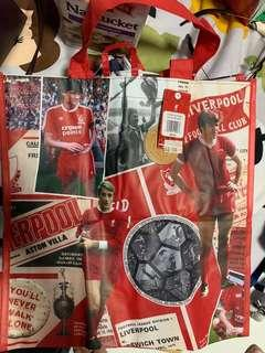 BRAND NEW WITH TAG 🏷 LIVERPOOL RECYLE BAG/SHOPPER BAG