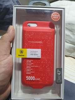 Case iPhone 6 with POWER BANK