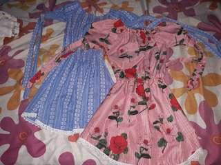 Dress bundle for 24 to 36 mos