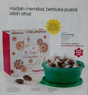Tupperware Kurma Gift Set