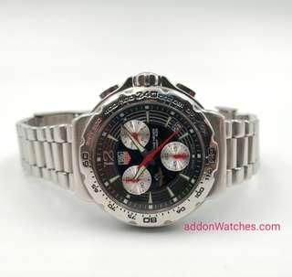 Tag Heuer F1 INDY500 Limited Edition Chronograph  Quartz Watch