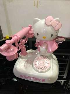 Brand New in box Hello Kitty antique phone