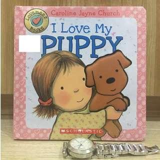 I Love My Puppy (Love Meez)