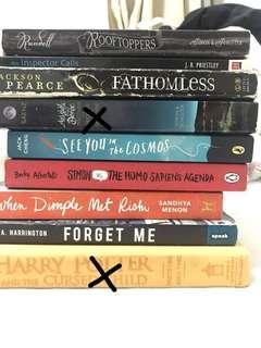 🚚 YA books sale!