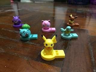 Pokemon set.