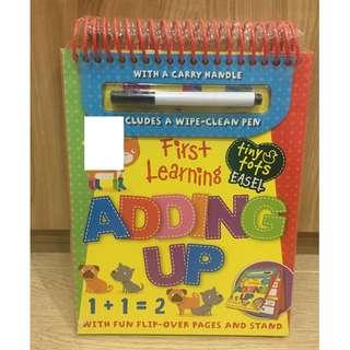 First Learning Tiny Tots Easel - Adding Up