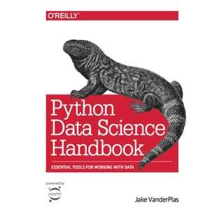 🚚 Python Data Science Handbook : Essential Tools for Working with Data [Paperback]