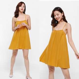 1bf4151fb53d BNWT Love Bonito Nielle Tie Back Slip Dress