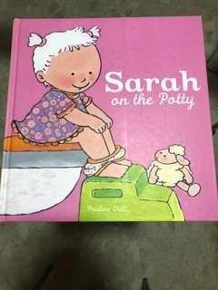 "🚚 Potty Training Book "" Sarah on the Potty """