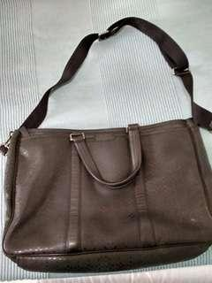 Authentic Coach Business /office Bag