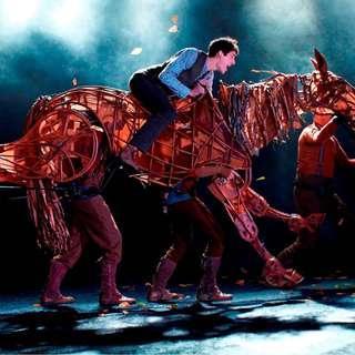 (平放) 戰馬War Horse舞台劇 門票