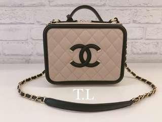 RARE - Brand new Chanel Filigree